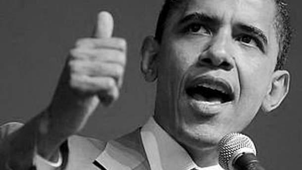 Обама начал кампанию в социальных сетях.