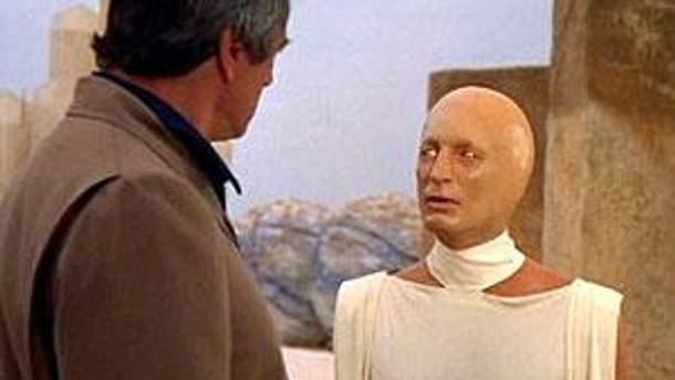Кадр из одноименного сериала, вышедшего на экраны в 1980 году