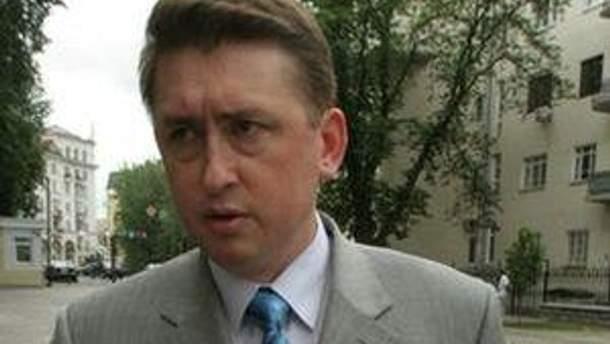 Экс-майор Николай Мельниченко