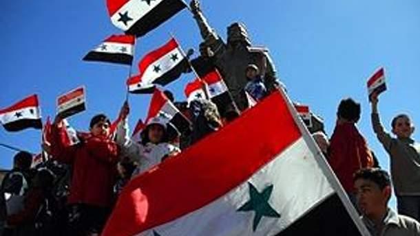 У Сирії заборонили демонстрації