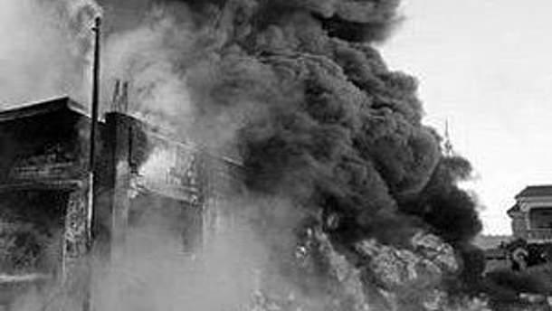 У Чехії з'ясовують причини вибуху на заводі