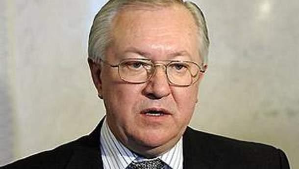 Лидер Народного руха Украины Борис Тарасюк