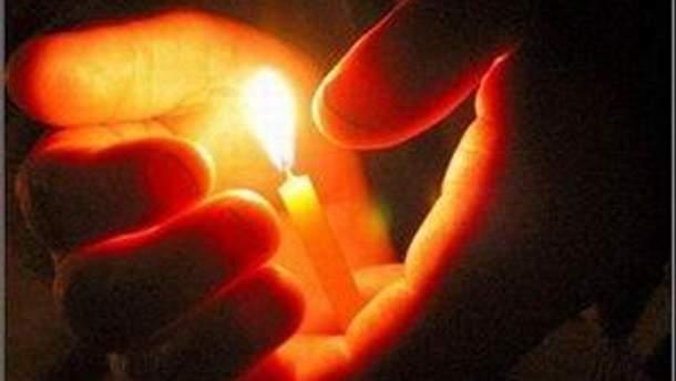 Благодатний вогонь прибуде до Києва