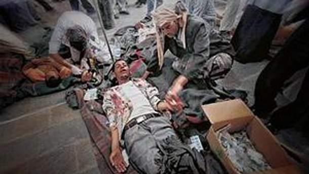 В Йемене увеличивается число жертв среди демонстрантов