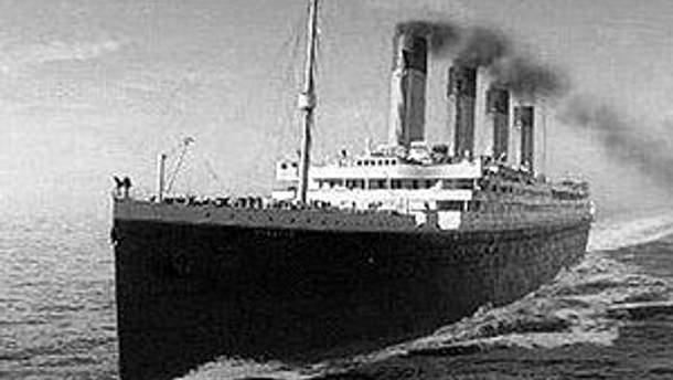"""""""Титанік"""" спустили на воду сто років тому"""