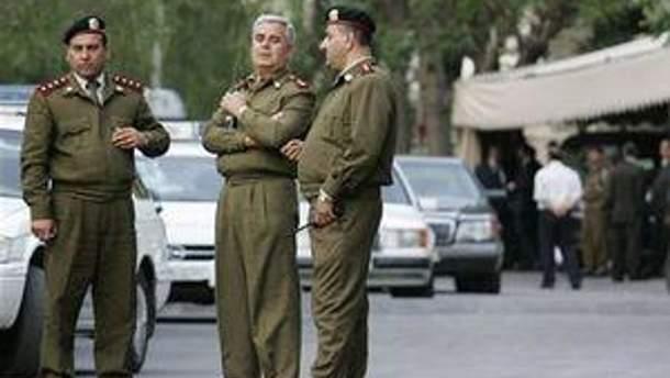 Сирійська поліція