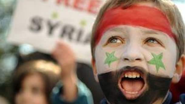 У Сирії поновилися протести