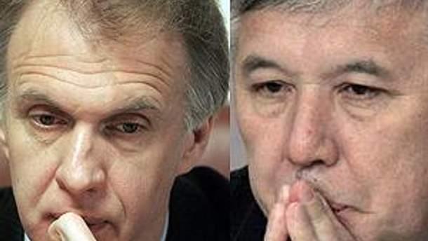 Володимир Огризко і Юрій Єхануров