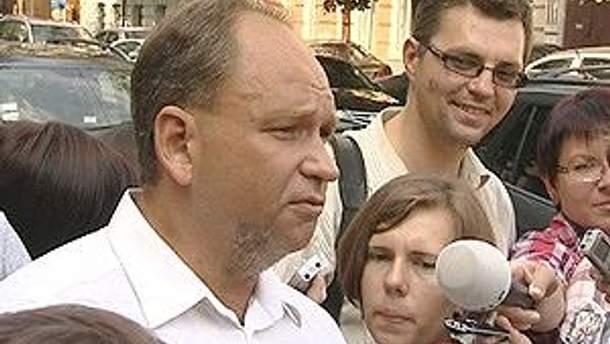 Адвокат Василия Волги Олег Король