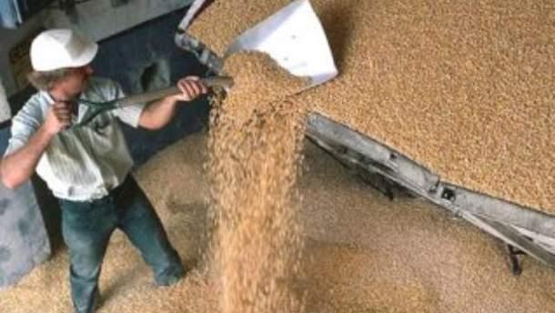 Росія випередила Україну в експорті зерна