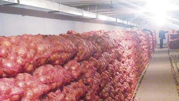 В Уряді обіцяють овочесховища