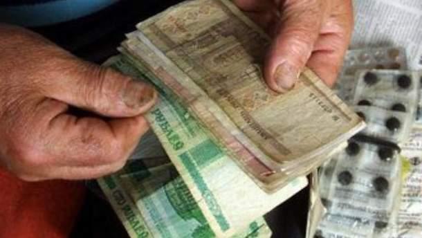 Белорусский рубль ожидает очередное обесценивание