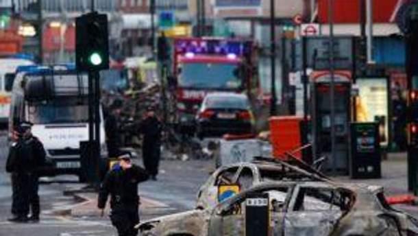 Лондон після погромів