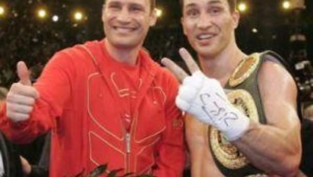 Брати Кличко