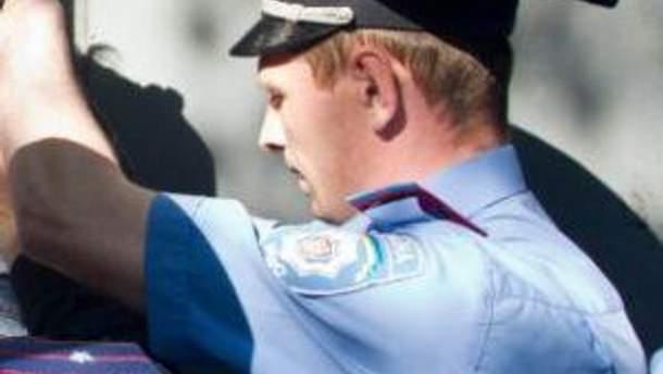 Міліція затримала трьох осіб
