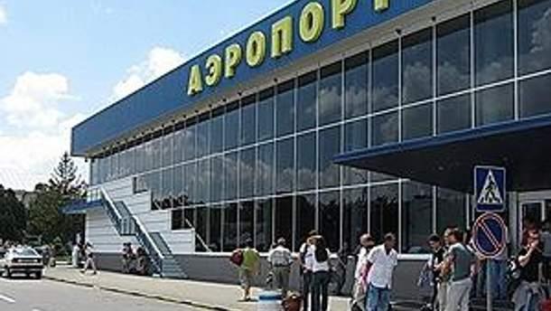 Росіянина зняли працівники аеропорту