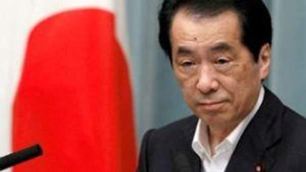 Прем'єр-міністр Наото Кан йде у відставку