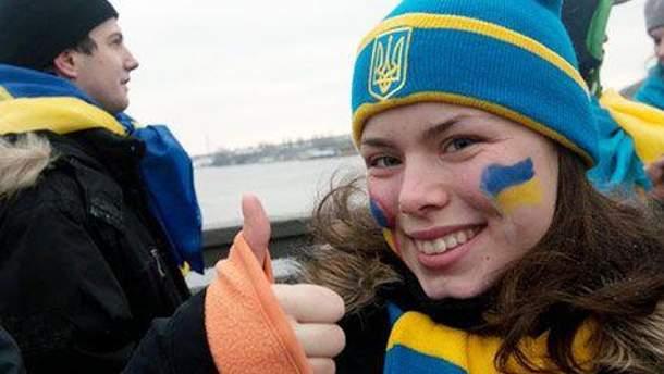 Украинцы счастливы даже несмотря на уровень инфляции