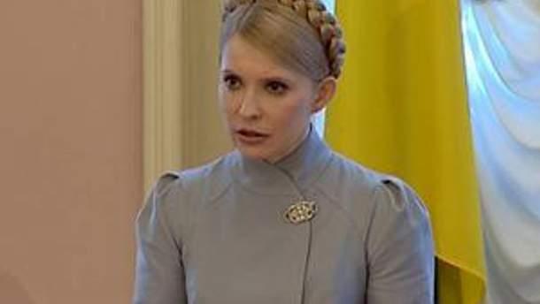 Тимошенко поки що не просить свідчити російських чиновників