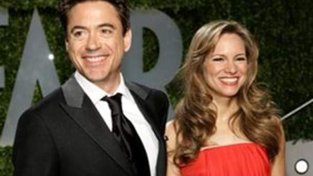 Робер с женой