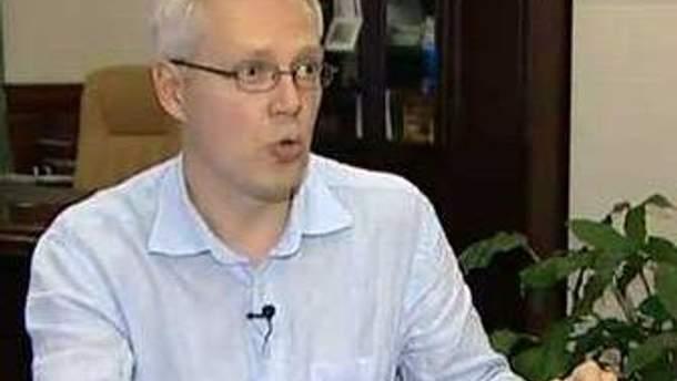 Эрик Найман, финансовый эксперт