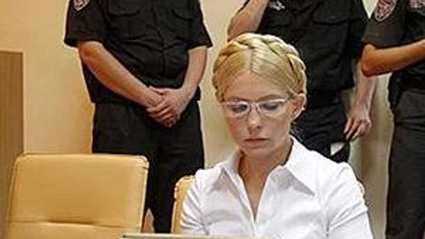 """Лідер партії """"Батьківщина"""" Юлія Тимошенко"""