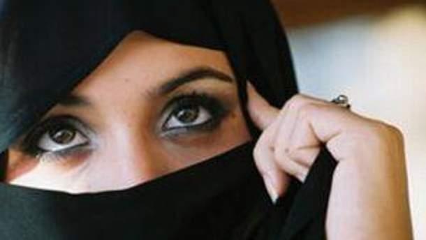 Мусульманська жінка