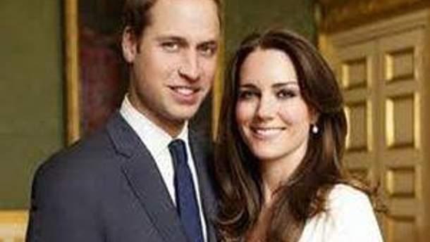 Принц Вільям і Кейт Мідлтон