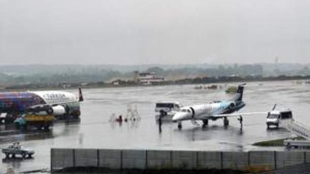 Такий літак у Бориса Колеснікова