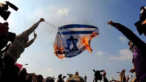 В Каїрі - антиізраїльські демонстрації