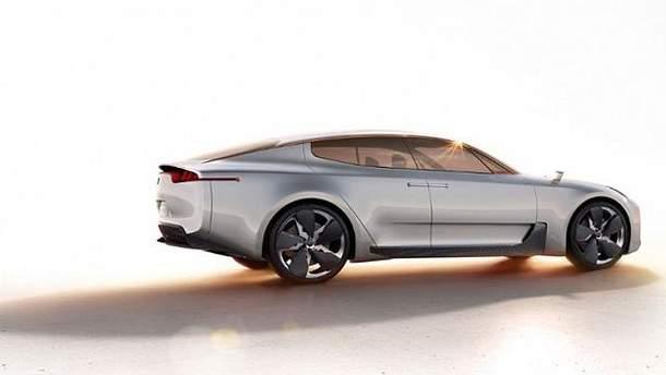 KIA показала концепт нового купе