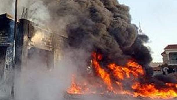 Жертвами взрыва стали 6 человек
