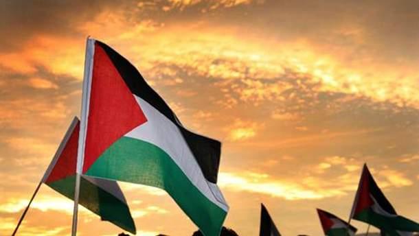 Палестина прагне добитись визнання її як незалежної дежрави
