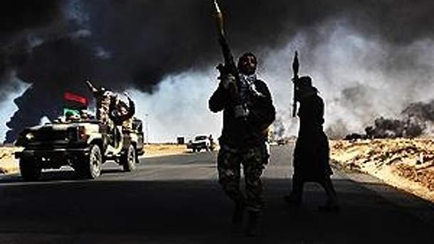 У Лівії тривають сутички