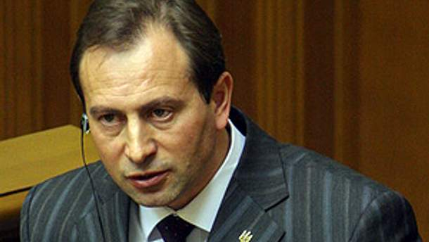 Віце-спікер Верховної Ради Микола Томенко