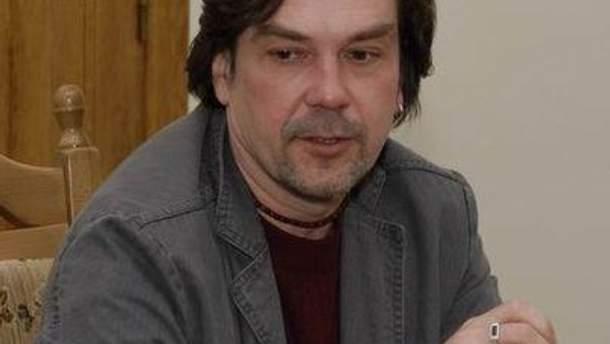Писатель Юрий Андрухович