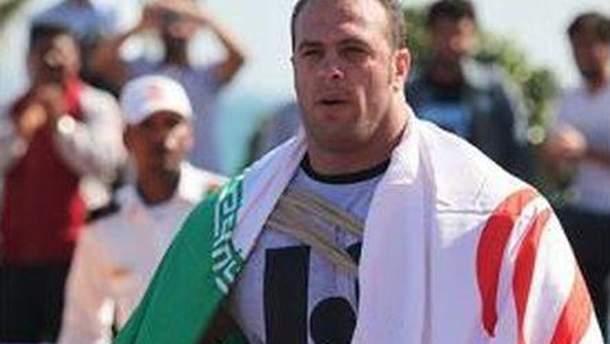 Руххола Дадаша був найсильнішою людиною Ірану
