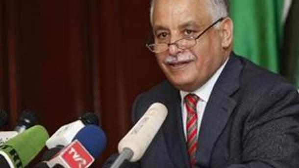Екс-секретар Вищого народно комітету Лівії Багдаді аль-Махмуді