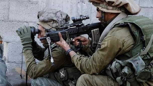Ізраїльська армія остерігається терактів через палестинське питання в ООН