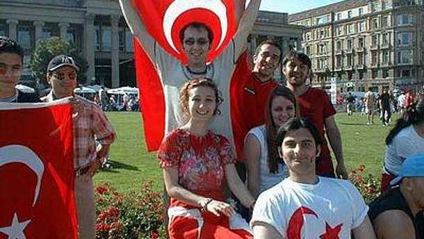 Турки составляют самую многочисленную группу иммигрантов в Германии
