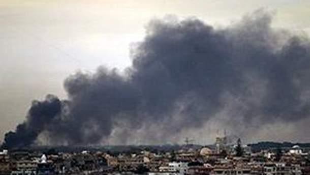 Аэропорт в Сирте вновь в руках повстанцев
