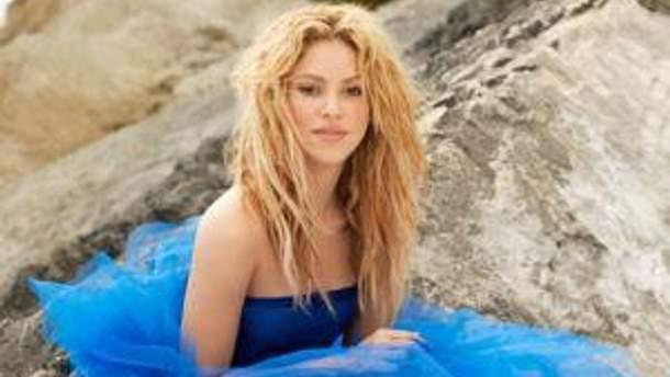Шакира купила островок