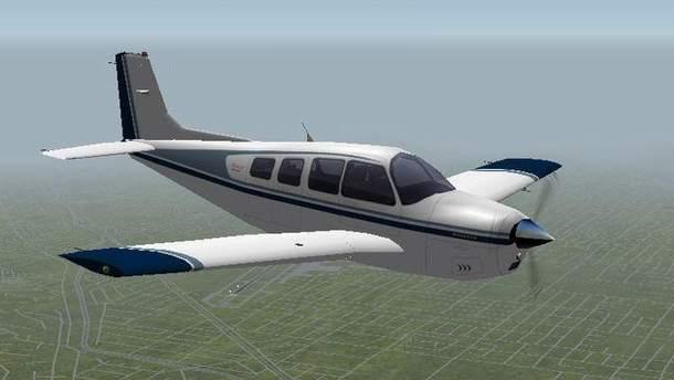 На борту самолета Beechcraft Bonanza было 4 человека