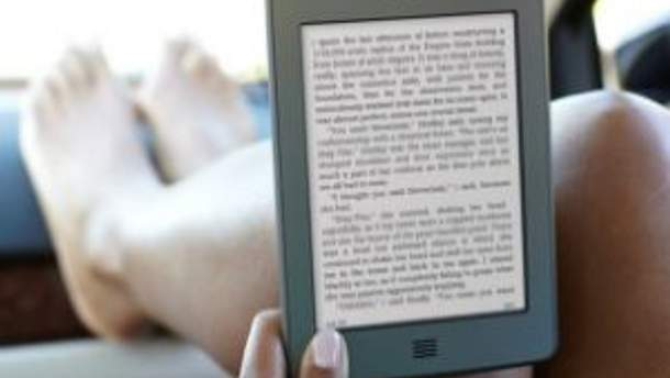 В Kindle Touch 3G неможливо переглядати сайти