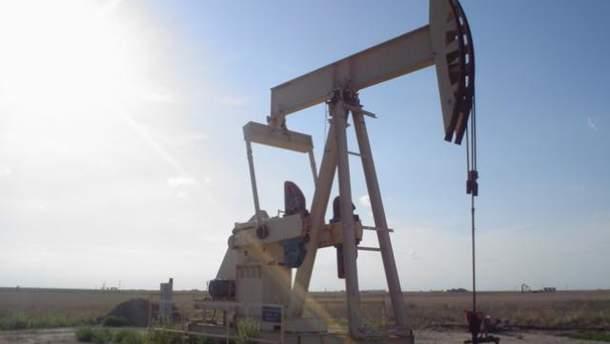 Цены на нефть падают