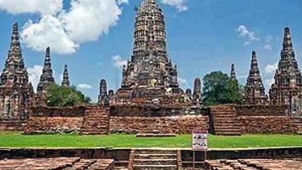 Храмовый комплекс Чайваттханарам
