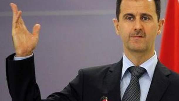 Башар Асад погрожує ракетами у відповідь на дії НАТО