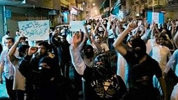 Шиїти в Саудівській Аравії не хочуть поступатися