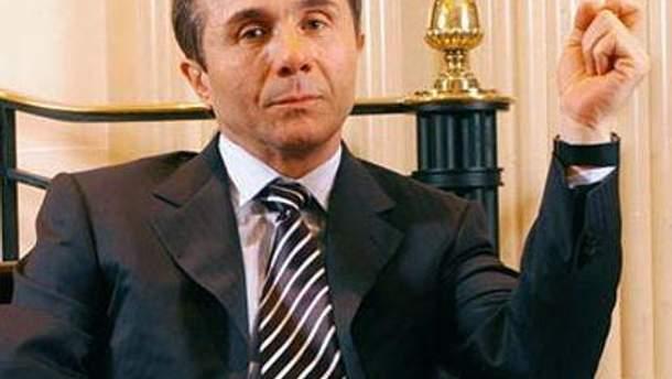 Бідзіна Іванішвілі перед приходом у політику відмовиться від третини свого капіталу