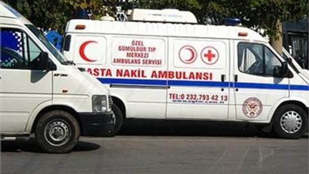 Турецкие медики госпитализировали 18 российских туристов
